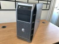 Dell Server - PE T300 Quad Core Xeon X3323 (2.5 GHz, 2x3MB, 1333MHz FSB)