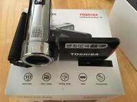 Toshiba Camcorder full HD Camileo Touchscreen