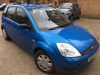 2004 Ford Fiesta Automatic Long Mot Warranty on Gearbox Runs Good Px Welcome