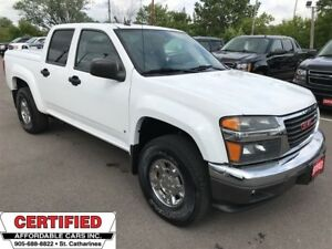 2008 GMC Canyon SLE ** CRUISE, CREW CAB **