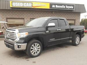2015 Toyota Tundra Limited 5.7L Double Cab 4WD
