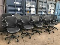 Wanted Herman Miller Aeron mirra Saul celle best prices paid