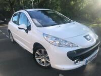 2008 Peugeot 207 sport 1.6 Hdi ( 1560 cc ) # £30 Tax a year # 70 mpg # cheap ins # p/sens