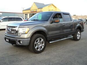 2014 Ford F-150 XLT SuperCrew XTR 4X4 5ft Box