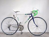 FREE Kickstand with (133) 700c 52cm EMMELLE VINTAGE TOURING ROAD BIKE BICYCLE Height: 160-175 cm