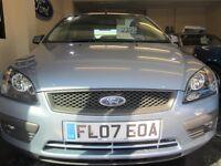 FORD FOCUS 1.8 Zetec Climate 3dr (blue) 2007