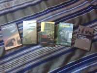 Barzakh publishing (Algiers) Selection of 5 of their first books (in French)