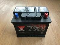 Car battery - Yuasa YBX3000 series