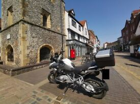 R1200GS nearly new