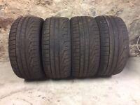 Pirelli Sottozero Winter Tyres 235/40R18