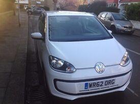 Volkswagen Up! 1.0 Bluemotion Tech Move, 3 Door, free road tax, satnav + bluetooth