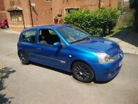 Clio 172 cup