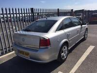 2007 Vauxhall Vectra 1,8 litre 5dr