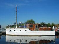 Comben & Hyland 36' Motor Yacht 1933