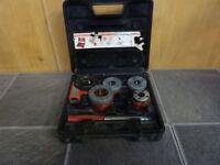 Rothenberger Pipe Threader Set / Plumbing Tools