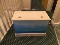 Storage chest. Toy box