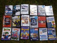 Bundle of computer games