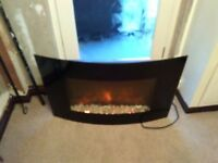 Lovely looking electric fire £55 ono