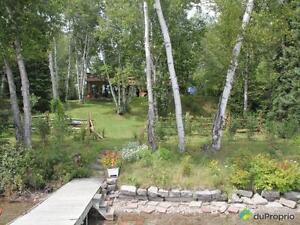 298 000$ - Maison de campagne à vendre à St-David-de-Falardeau Saguenay Saguenay-Lac-Saint-Jean image 3