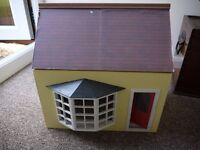 Dolls House Shop Small House