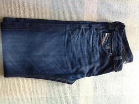 Diesel 36in waist jeans