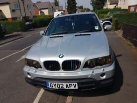 BMW X5 3.0 Auto Diesel
