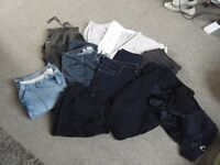 Bundle of Ladies Trousers size 16