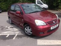 FOR GOODNESS SAKE, SEE THIS! 06 SUZUKI LIANA 1-6 GL, FULL MOT, I KID YOU NOT IT'S £499 TO BUY TODAY!