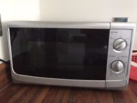 MANUAL MICROWAVE OVEN 700W