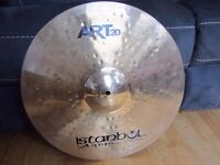 "Istanbul AGOP Art 20 Series 20"" Ride Cymbal"