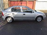 2002 Vauxhall Astra 1.6 i LS 5dr (a/c) Automatic @07445775115 Automatic Low Mileage Car
