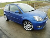 FORD FIESTA 2.0 ST 16V 3d 148 BHP 6 Month RAC Parts & Labour Warranty