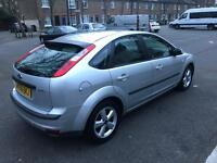 2005 FORD FOCUS ZETEC 1.6 AUTOMATIC,LOW MILES 60000 SERVICE HISTORY,DRIVES GREAT,2 KEYS