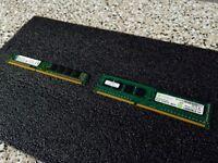 DDR3 8GB RAM Sticks (X2 4GB)