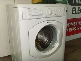 Hotpoint 6KG Washing Machine Stunning Condition 6mo Warranty Delivery Available