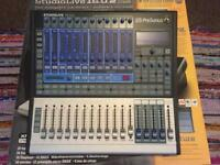 Presonus Studiolive 16.0.2 Mixing Desk/Audio interface