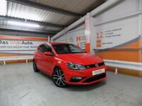 Volkswagen Polo GTI (red) 2015-04-30