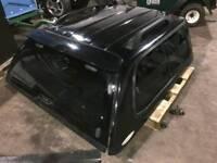 L200 long wheel base black canopy