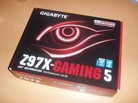 New Gigabyte Z97X-GAMING 5 Motherboard