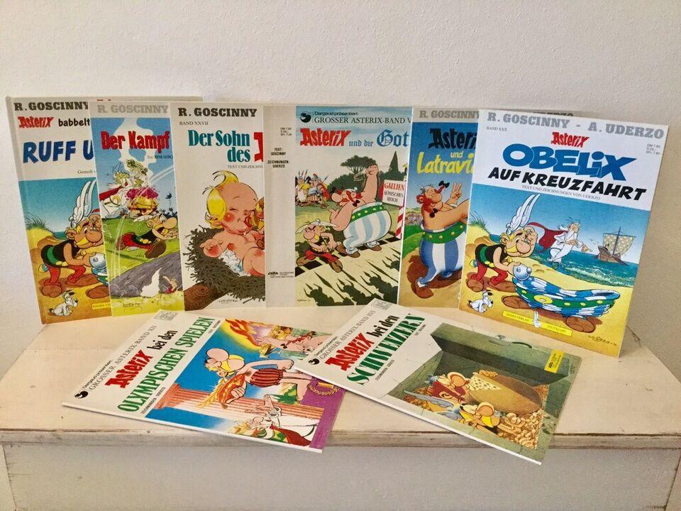 Asterix Kreuzfahrt Sohn Goten Latraviata Spiele Schweizer Ruff 2 in Ustersbach