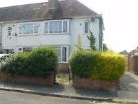 3 bedroom house to rent in Gosport, available now