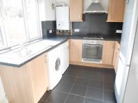 Two double bedroom apartment with large own garden