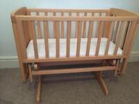 Mamas & Papas Swing Crib