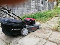 Mountfield self propelled SP550 lawnmower