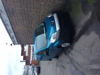 2009 Peugeot Bipper 1.4 HDI metallic blue 12month MOT