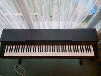 Electronic piano for sale- perfect for beginners and regular players alike!