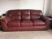 Sofa suite scs immaculate used condition