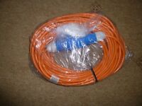 New Electric Hookup Cable