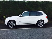 2012 BMW X5 xdrive30d m sport 7 seater auto fully loaded finance available