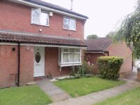 Lovely 2 Bed House with Parking, Close to Town Centre and Train Station, Available Now - No DSS